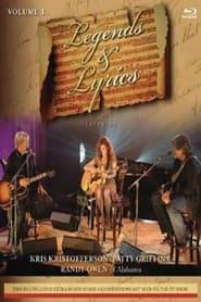 Legends & Lyrics: Vol. 1: Kris Kristofferson, Patty Griffin and Randy Owen