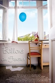 Ballons am Fenster