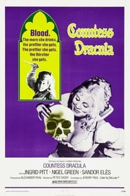 Poster for Countess Dracula