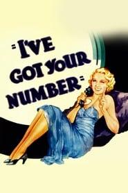 Poster I've Got Your Number 1934