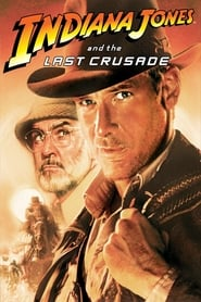 Indiana Jones and the Last Crusade 1989 Poster