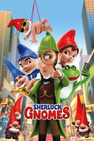 Sherlock Gnomes - They're on a mission to bring every gnome home. - Azwaad Movie Database