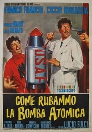 Poster How We Stole the Atomic Bomb 1967