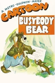 Busybody Bear (1952)