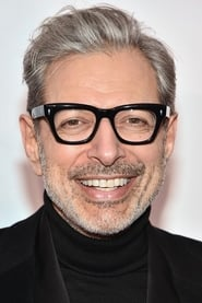 Portrait of Jeff Goldblum