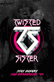 Twisted Sister - Stay Hungry Live 1984