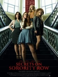 Secrets on Sorority Row (2021) poster