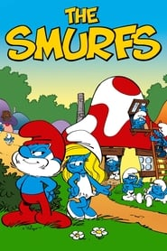 Poster The Smurfs 1989