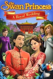 The Swan Princess: A Royal Wedding (2020) poster
