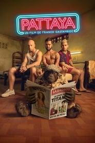 Poster Good Guys Go to Heaven, Bad Guys Go to Pattaya 2016