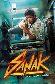 Sanak (2021) poster