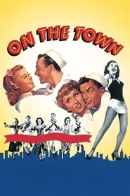Poster On the Town 1949