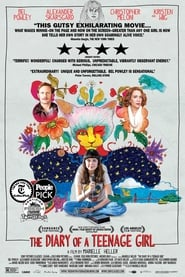 Poster The Diary of a Teenage Girl 2015