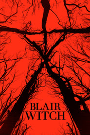 Poster for Blair Witch