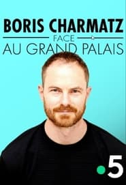 Boris Charmatz face au Grand Palais (2021)