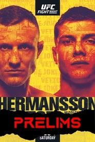 UFC on ESPN 19: Hermansson vs. Vettori – Prelims