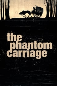 Poster The Phantom Carriage 1921