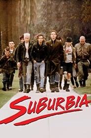 Poster Suburbia 1984