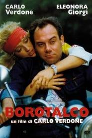 Poster Borotalco 1982