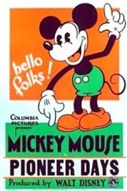 Mickey et Minnie dans l'Ouest (1930)