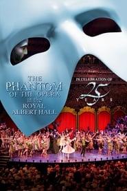 Az operaház fantomja (Royal Albert Hall) poszter