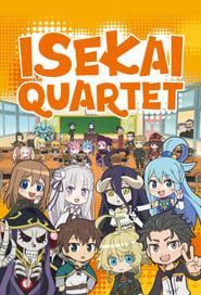 Isekai Quartet S1+S2