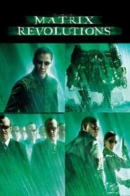 Poster The Matrix Revolutions 2003