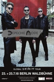 LiVE SPiRiTS Depeche Mode At The Waldbuhne (2019)