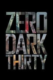 Poster Zero Dark Thirty 2012