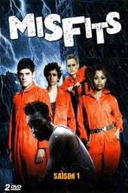 Misfits: Saison 1