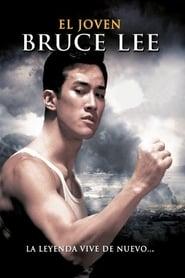 El joven Bruce Lee Poster