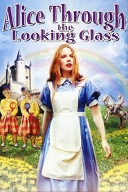 Poster Alice Through the Looking Glass 1998