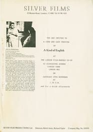 A Kind of English 1970