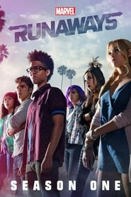 Marvel's Runaways streaming vf poster