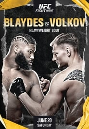 UFC on ESPN 11: Blaydes vs Volkov (2020)
