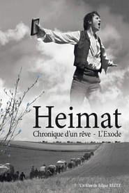 Heimat - I. Chronique d'un rêve - II. L'Exode streaming