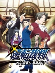 Poster Ace Attorney 2019