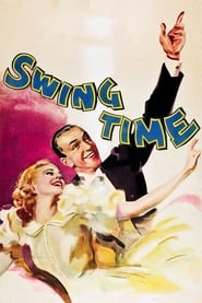 Poster Swing Time 1936