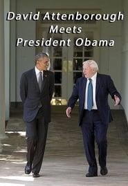 David Attenborough Meets President Obama
