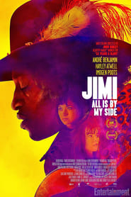 Poster Jimi: All Is by My Side 2013