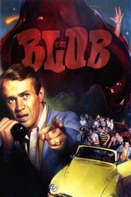 Poster The Blob 1958