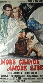 Poster Amore grande, amore libero 1976