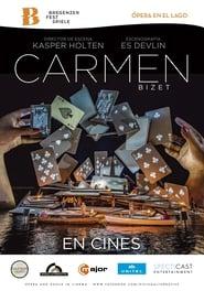 Carmen On The Lake Poster