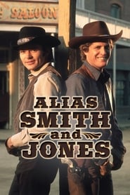Poster Alias Smith and Jones 1973