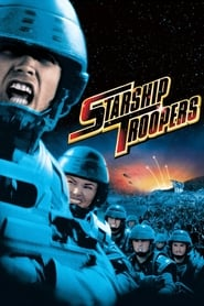 Poster for Starship Troopers