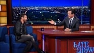 The Late Show with Stephen Colbert Season 1 Episode 36 : Antonio Banderas, Reed Hastings, John Irving