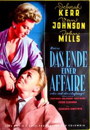 Das Ende einer Affaire 1955