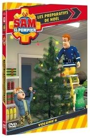 Sam le pompier : les préparatifs de Noël