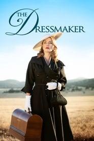 Poster The Dressmaker 2015
