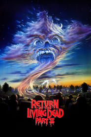 Poster for Return of the Living Dead Part II